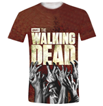 The Walking Dead T-shirt 219152