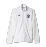 2016-2017 Chelsea Adidas 3S Track Top (White)