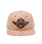 Star Wars Snap Back Baseball Cap Yoda Cork