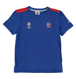 Iceland UEFA Euro 2016 Core T-Shirt (Blue) - Kids