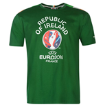 Ireland UEFA Euro 2016 Graphic T-Shirt (Green)