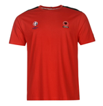 Albania UEFA Euro 2016 Core T-Shirt (Red)