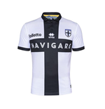 2015-2016 Parma Calcio 1913 Errea Home Football Shirt