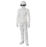 Daft Punk RAH Action Figure 1/6 Thomas Bangalter White Suit Ver. 30 cm