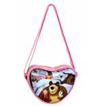 Masha and the Bear (Pink) shoulder bag 13