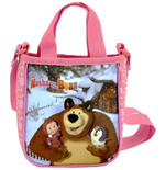 Masha and the Bear (Pink) shopper bag 17