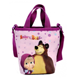 Masha and the Bear (Dots) shopper bag 17