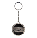 Fallout 4 Keychain - Nuka Cola Bottle Cap Metal