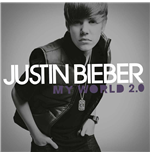 Vynil Justin Bieber - My World 2.0