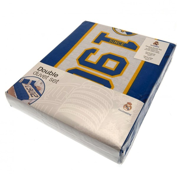 Real Madrid F.C. Double Duvet Set ES