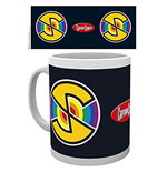 Captain Scarlet Mug 220115