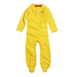 Ferrari Yellow Baby Sleepsuit