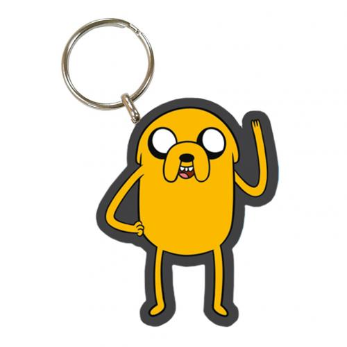 Adventure Time Keyring Jake