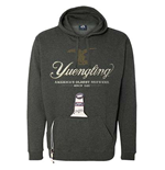YUENGLING Gray Pouch Hoodie