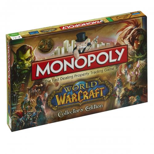 World of Warcraft Edition Monopoly