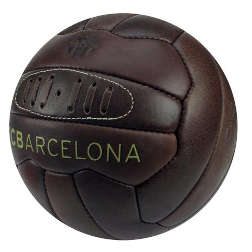 F.C. Barcelona Retro Heritage Football