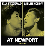 Vynil Ella Fitzgerald / Billie Holiday - At Newport