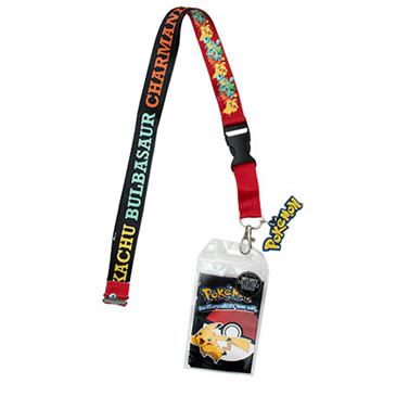 Pokemon Multi Character Lanyard For Only C 15 25 At