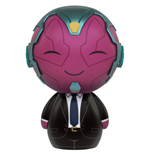 Captain America Civil War Dorbz Vinyl Figure Vision in Suit 8 cm