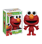 Sesame Street POP! TV Vinyl Figure Elmo 9 cm
