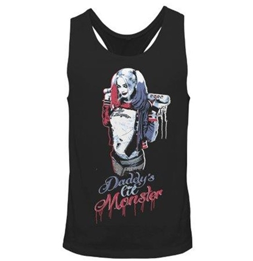 Suicide Squad Tank Top Harley Tank