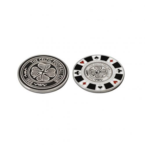 Celtic F.C. Casino Chip Ball Marker