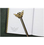 Legend of Zelda Pencil with Topper Hyrule Wingcrest