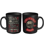 Black Label Society Mug Destroy & Conquer