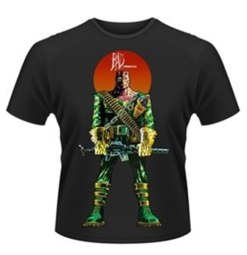 2000AD Bad Company T-shirt Soldier