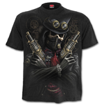 Steam Punk Bandit - Kids T-Shirt Black