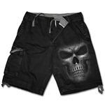 Shadow Master - Vintage Cargo Shorts Black