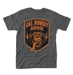 Gas Monkey Garage T-shirt Shield
