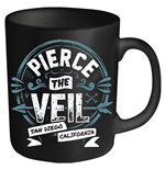 Pierce The Veil Mug San Diego California