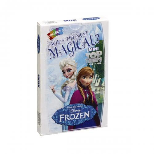 Frozen Mini Top Trumps