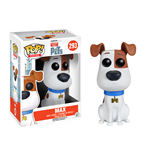 Secret Life of Pets POP! Movies Vinyl Figure Max 9 cm