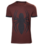 Marvel Comics T-Shirt Spiderman Discharge Print