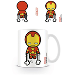 Marvel Comics Mug Kawaii Iron Man