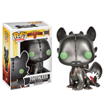 How to Train Your Dragon 2 POP! Vinyl Figure Toothless (Metallic) 9 cm