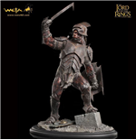 Lord of the Rings Statue 1/6 Uruk-Hai Swordsman 43 cm