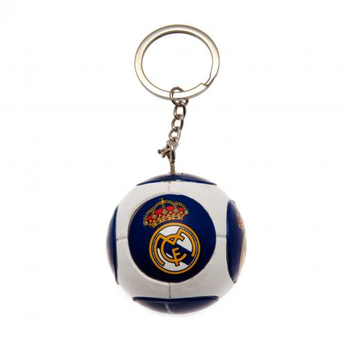 Real Madrid F.C. Football Keyring