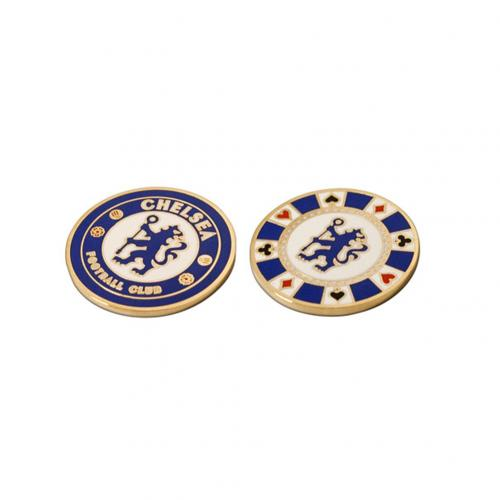 Chelsea F.C. Casino Chip Ball Marker