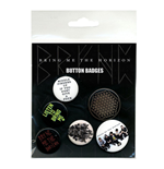 Bring Me The Horizon Pin 224215