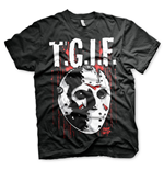 Friday the 13th T-Shirt T.G.I.F.