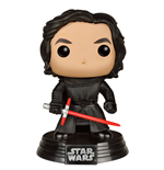 Star Wars Episode VII POP! Vinyl Bobble-Head Figure Kylo Ren (Unmasked) 9 cm