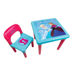 DISNEY Frozen My First Activity IML Printed Table & Chair Set