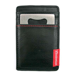 BUDWEISER Black Card Holder Wallet