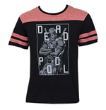 DEADPOOL Baseball Tee Shirt