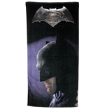 Batman v Superman Towel Batman & Logo 150 x 75 cm