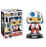 Star Wars Episode VII POP! Vinyl Bobble-Head Figure Snap Wexley 9 cm