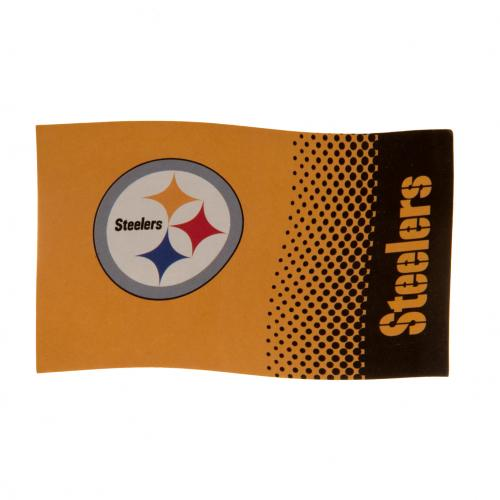 Pittsburg Steelers Flag FD